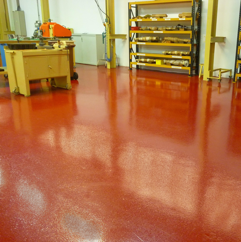 Pintura para pisos de concreto - Pinturas para suelo ...